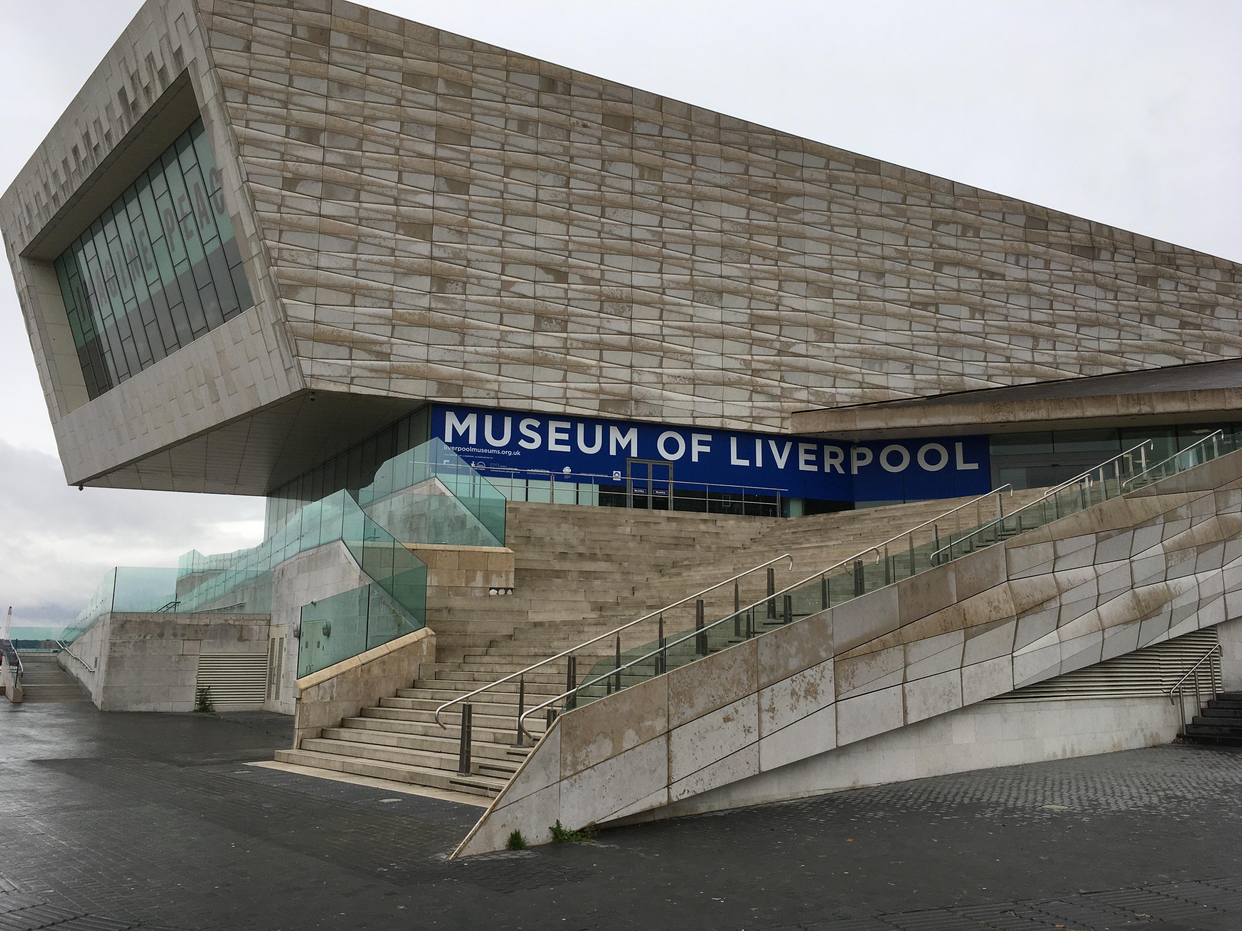 Liverpool und #Seidenstraße Die Heimat des #Freetrade