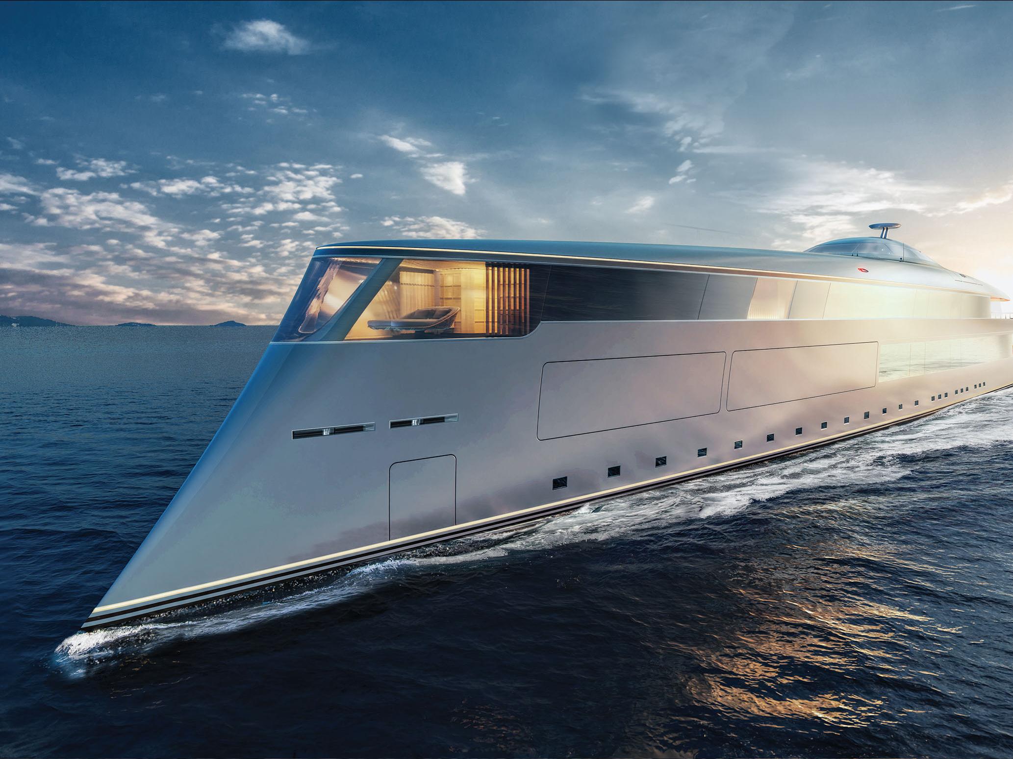 #Wasserstoff #Superyacht in Monaco vorgestellt