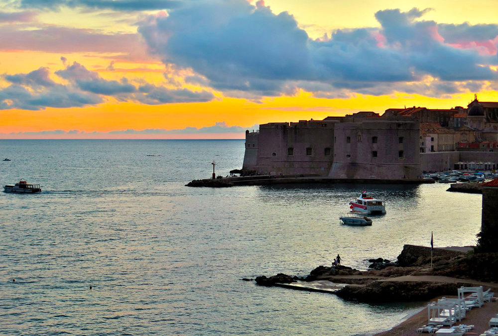 Dubrovnik Foto: Karmela Kortizija Lizenz: CC BY 3.0