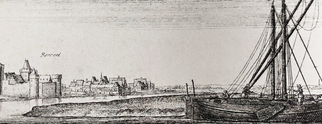 Durch den Hafen fand Duisburg Anschluss an den Welthandel